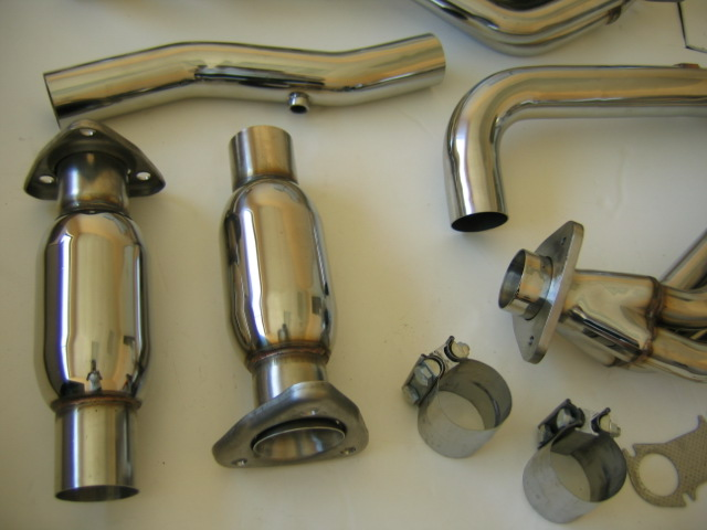 OBX LT Racing Exhaust Headers 99-04 Ford F-150 SVT ...